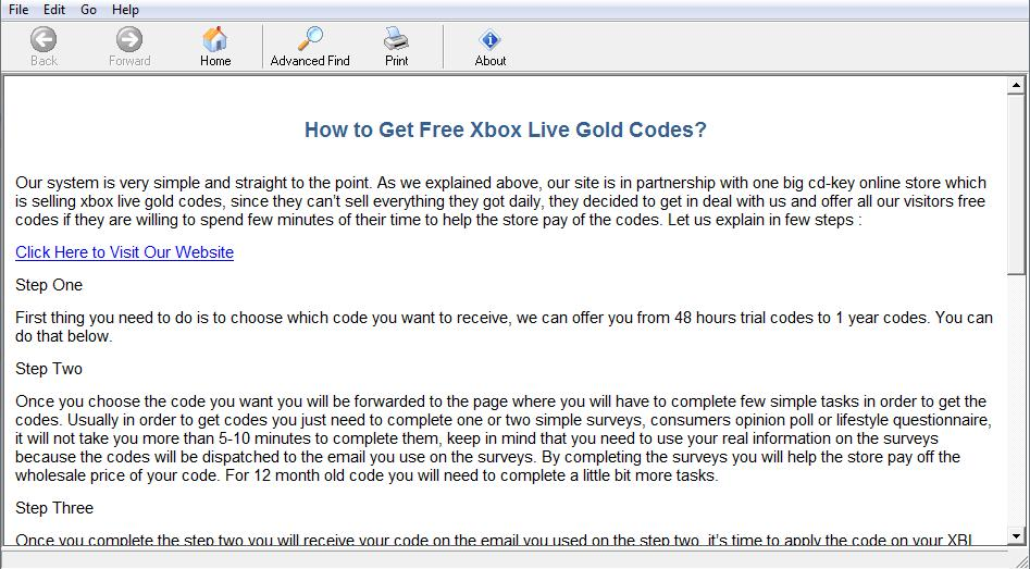 Xbox Live Guide 1.0 full